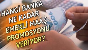 Emekli maaşı promosyonu hangi bankada ne kadar 2020 Ziraat, Halk, Garanti, İş Bankası, Akbank ve diğerleri