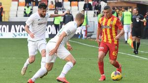 Yeni Malatyaspor 1-1 Konyaspor