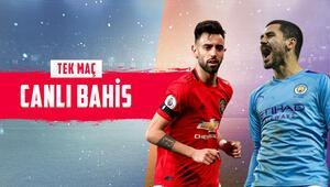 Manchester Derbisine Misli.comda oyna Bu maça iddaa oynayanların %34ü...