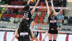 Beşiktaş 1-3 Beylikdüzü Voleybol İhtisas