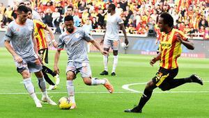 Göztepe 0-3 Başakşehir