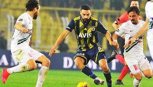 Fenerbahçe 2-2 Denizlispor (Maç özeti)