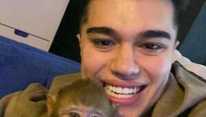 Meriç İzgi kimdir Maymunu koko ile gündemde yer alıyor