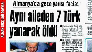 Türklere yönelik ilk ırkçı cinayet