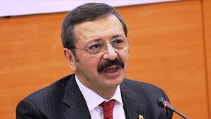 TOBB Başkanı Hisarcıklıoğlu: Atıl durumdaki hazine arazileri, kiralanarak üretime kazandırılmalı