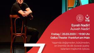 Frankfurt'ta Türk tiyatrosu günleri başlıyor