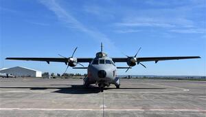 P235 Deniz Karakol Uçağı böyle görüntülendi