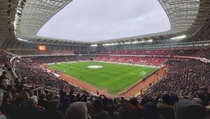 Sivasspordan Galatasaray maçı açıklaması Biletler tükendi...