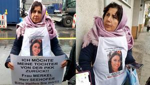 Berlin'de PKKya karşı ikinci eylem