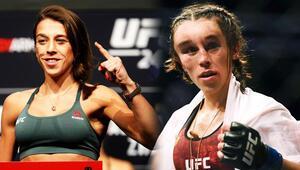 UFCde inanılmaz görüntü Yüzü şekil değiştirdi...