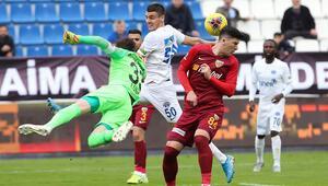 Kasımpaşa 5-1 Kayserispor