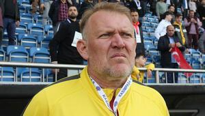 Prosinecki: Çok kötü bir mağlubiyet aldık