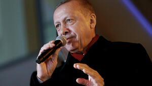 Cumhurbaşkanı Erdoğan: CHP zihniyeti Kanal İstanbulu engelleyemeyecek