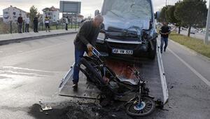 Fethiye'de feci kaza: 1 ölü, 2 yaralı