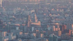 Moskova, 8 Mart tarihinin en yüksek hava sıcaklığını yaşadı