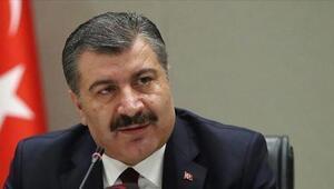Sağlık Bakanı Fahrettin Kocadan Covid-19 bilgilendirmesi
