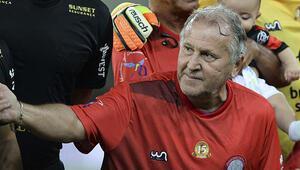Fenerbahçede yeni aday Zico Roger Schmidtten flaş cevap| Son dakika Fenerbahçe haberleri