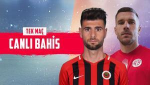 Süper Lig maçlarına Misli.comda TEK MAÇ fırsatıyla oyna Banko iddaa tercihi...