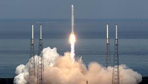 SpaceX, Dragon kargo mekiğini Uluslararası Uzay İstasyonuna yolladı