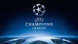 UEFA Şampiyonlar Liginde çeyrek finalistler belli oluyor