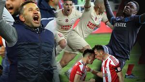 Süper Ligde şampiyonu ve küme düşecek takımları açıkladılar