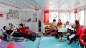 Trakya Üniversitesi, Kızılaya desteğini sürdürüyor