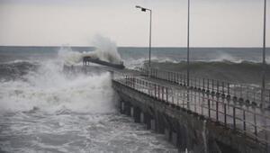 Batı Akdeniz, İç Anadolu ve Karadeniz için fırtına uyarısı