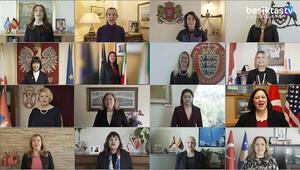 İstanbul'daki kadın başkonsoloslardan Dünya Kadınlar Günü mesajı