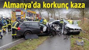 Anne-baba öldü, bebek ve sürücü ağır yaralı