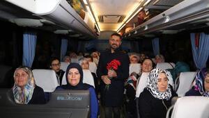 Sivrihisarlı 1000 kadına Bursa'da kültür gezisi