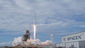 SpaceXin kargo mekiği Uluslararası Uzay İstasyonuna ulaştı