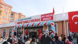 Nevşehir hayırsever desteğiyle yeni sağlık merkezine kavuştu