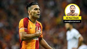 Galatasarayda Radamel Falcao rüzgarının sırrı