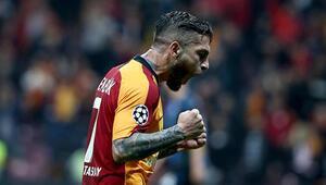 Galatasarayda Beşiktaş derbisi öncesi Adem Büyük şoku