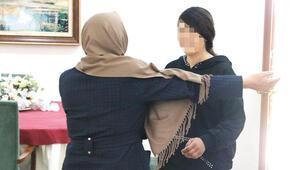 Diyarbakır'da ağlatan buluşma