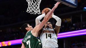 NBAde gecenin sonuçları | Ersan İlyasovalı Milwaukee Bucks yine mağlup