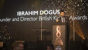 Britanya Kebap Ödülleri sahiplerini buldu, geceye dev katılım oldu
