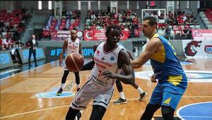 Bahçeşehir Koleji Basketbol Takımı, Ventspils deplasmanında