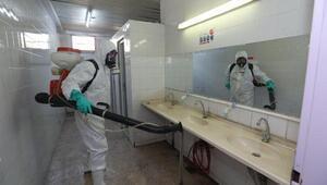 Okullardaki kış mikroplarına ilaçlı koruma