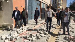 Barış Sokakın çehresi değişiyor