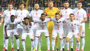Antalyasporda ilk hedef: Yenilmemek