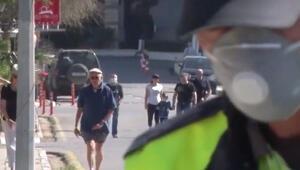 Son dakika haberler: KKTCde corona alarmı Hepsi tatil edildi...