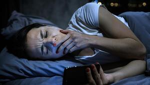 Teknolojik Aletler Uykuyu Bozuyor