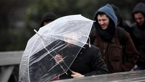 Meteorolojiden bir uyarı daha:  Yağmur devam edecek mi 11 Mart Çarşamba günü hava nasıl olacak