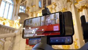 Hermitage Müzesi, iPhone 11 Pro ile tek şarjla tek bir planda filme alındı