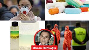 Son dakika haberler: Corona virüsünden nasıl korunulur Osman Müftüoğlundan çok önemli uyarılar