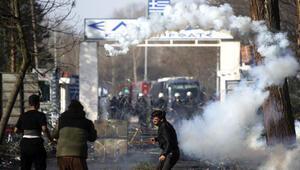 Şiddetçi Yunan polisine Avusturya'dan destek