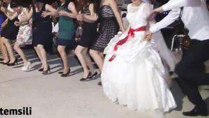 Rapor alıp düğüne gitti... Hayatının şokunu yaşadı