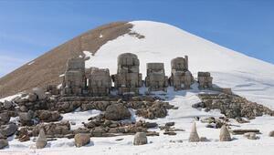 Dünya mirası Nemrutta turizm sezonu açıldı
