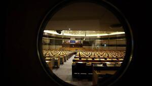 Avrupa Parlamentosu binasında koronavirüs sessizliği